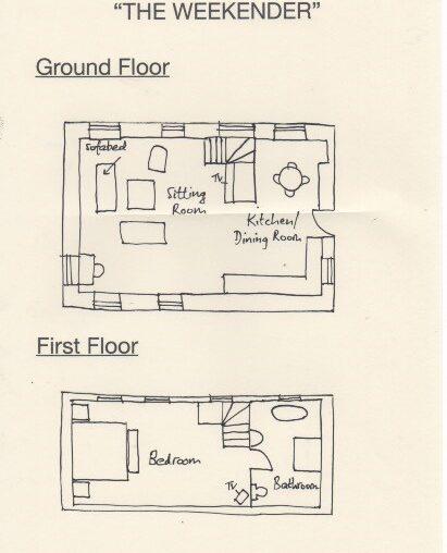 Weekender Floorplan
